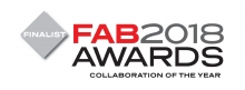 Collaboration of the year logo