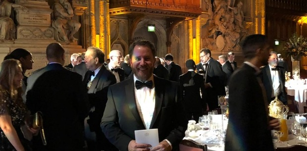 Guildhall Commonwealth Banquet